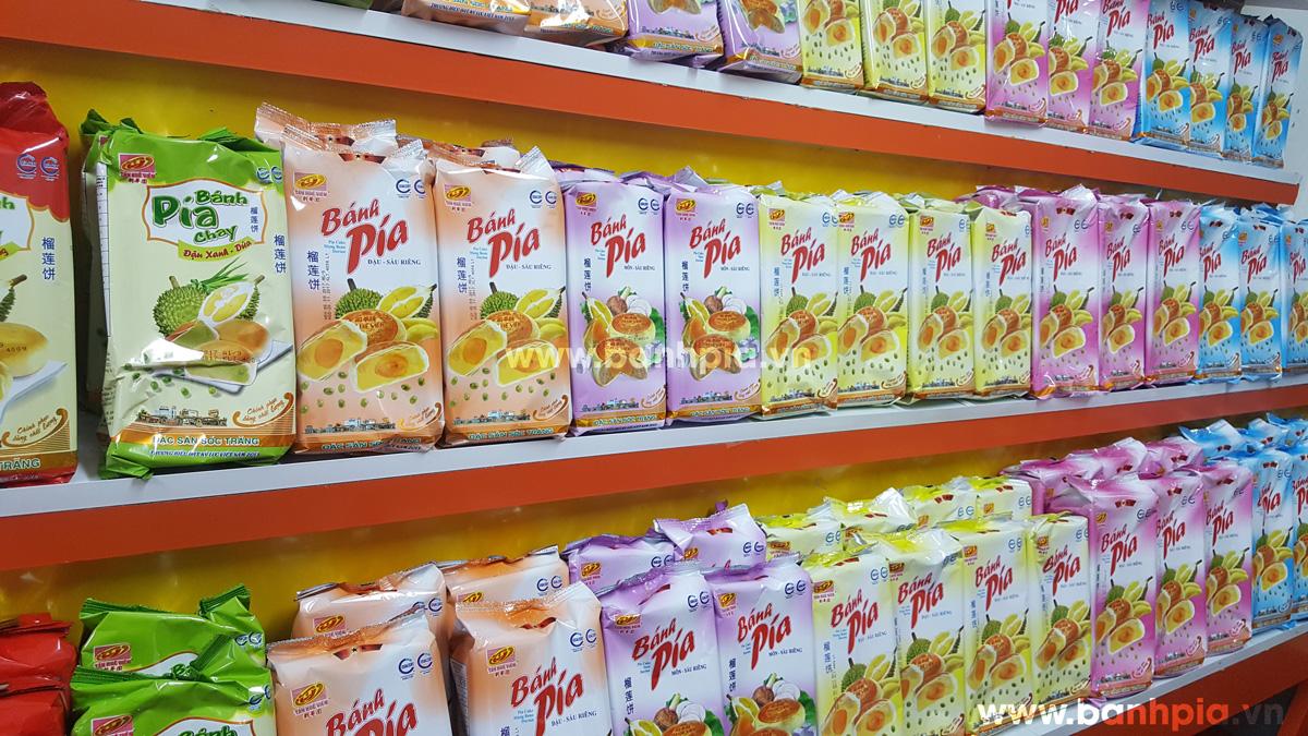 Cửa hàng bánh pía Sóc Trăng tại Phú Nhuận
