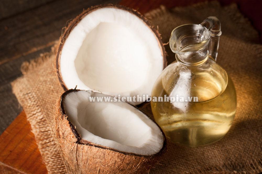Dầu dừa cung cấp những dưỡng chất cần thiết cho sức khỏe